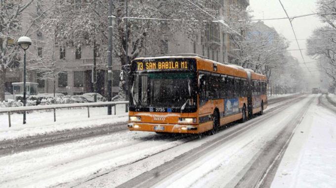 Meteo Milano: probabili nevicate fin quasi in pianura