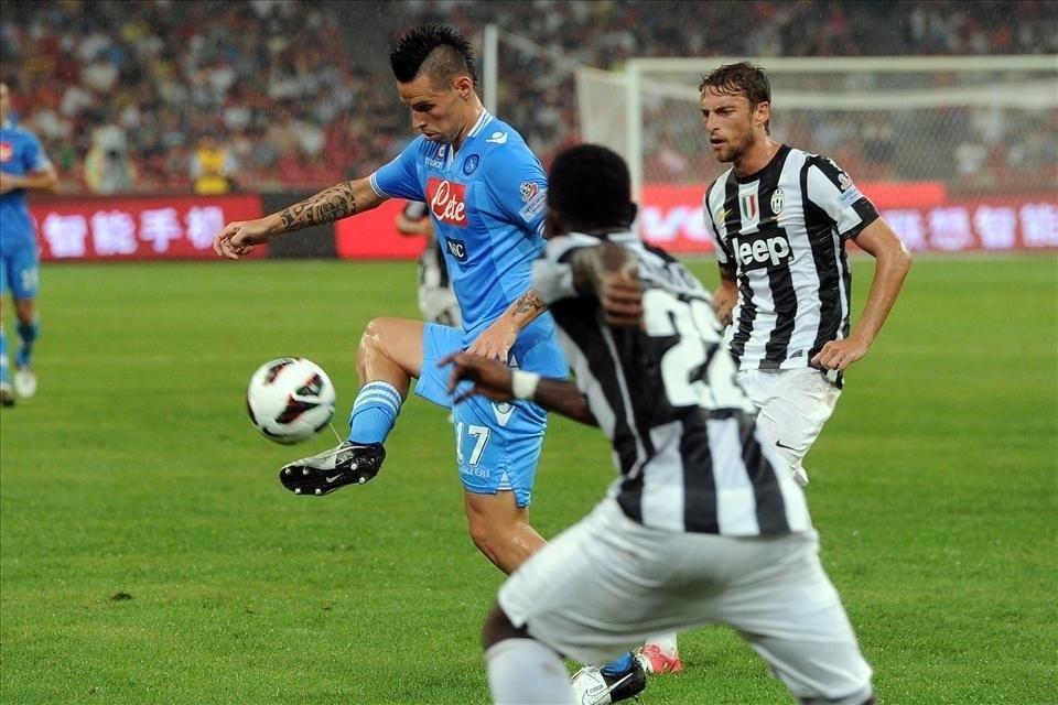 Napoli Juve formazioni 1 Marzo 2013 Serie A