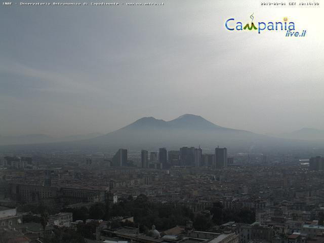 Campania: previsioni meteo domani 2 Marzo 2013 e fino a 7 giorni
