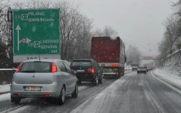 Ritorna la neve in Lombardia da Domenica