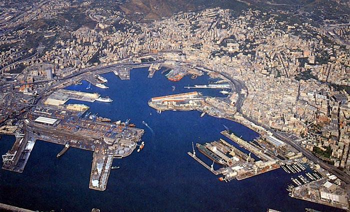 Meteo Genova 9-10-11 Aprile 2013