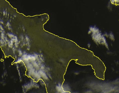 Puglia - Tempo stabile e soleggiato su tutta la regione. Arriva anche il primo caldo stagionale entro Sabato?