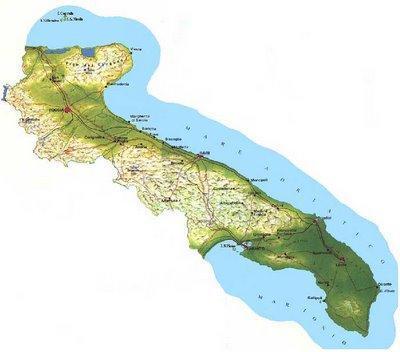 Puglia - Piogge sparse e locali temporali tra barese e Gargano. Instabile anche Mercoledi.