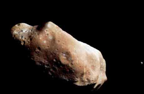 Asteroide RQ36: è lui il piu' pericoloso fra quelli classificati dalla NASA