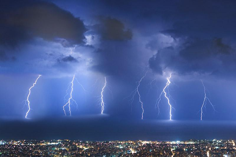 Allerta meteo: nubifragi e grandinate al Nord
