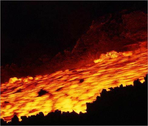 Eruzione Etna 27 Aprile