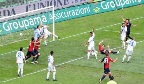 Cagliari Inter 2013