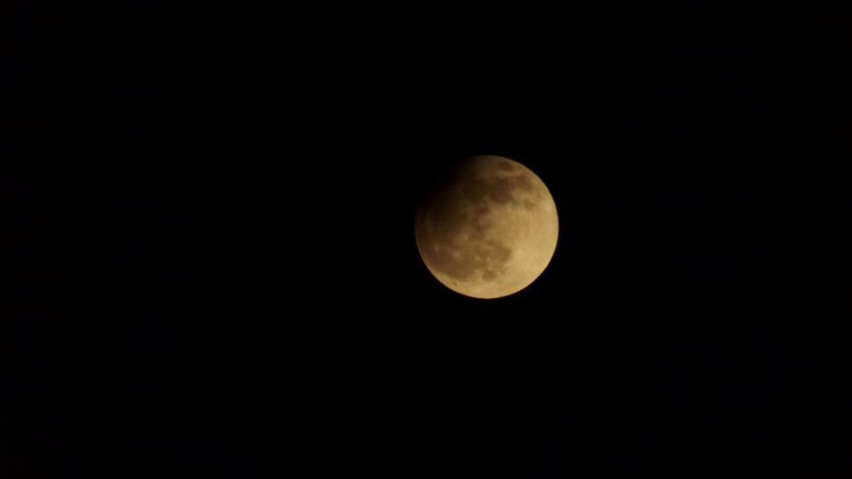 Eclissi vista da Carpi (MO) - Foto di Alessandra Costantino Venturoni