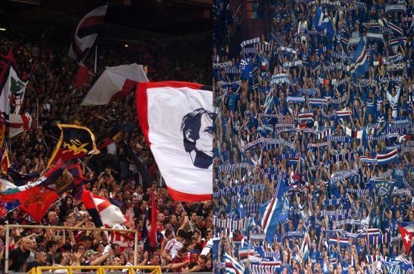 Genoa Sampdoria 2013