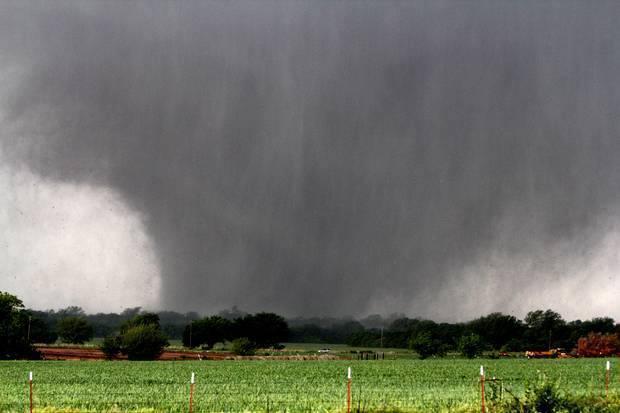 Tornado Oklahoma