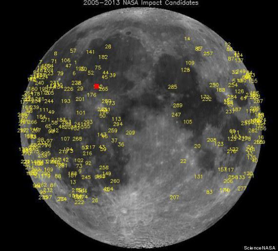 Meteoriti 2005-2013