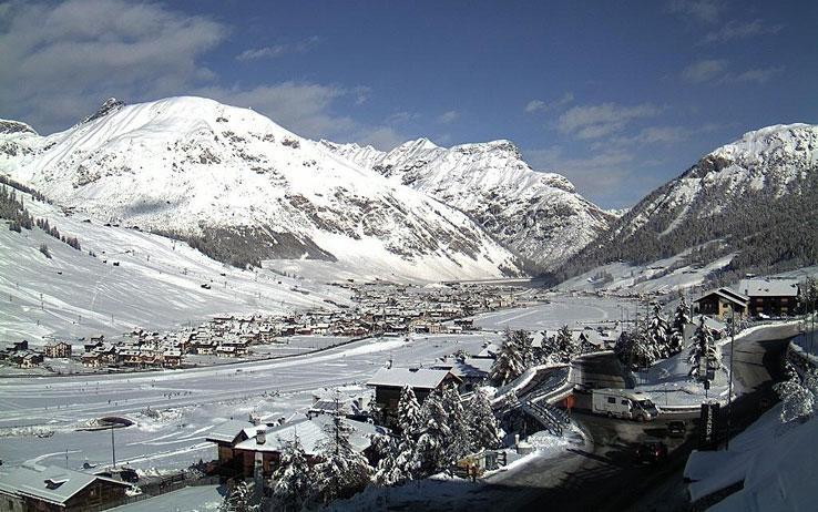 Piemonte: tornano freddo maltempo e neve sulle Alpi da Venerdì