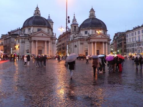Previsioni meteo Roma: peggioramento del tempo in arrivo. Vediamo i dettagli.