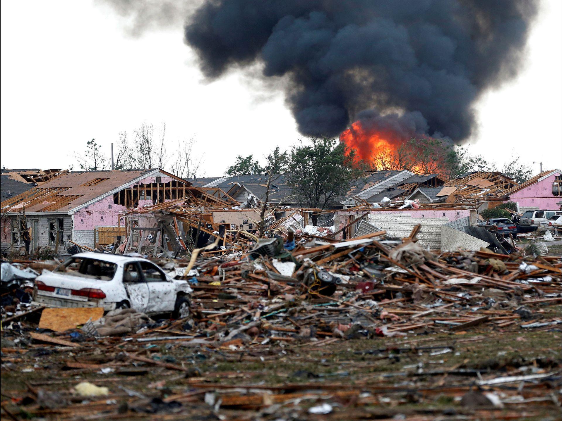 Oklahoma : Immagini apocalittiche