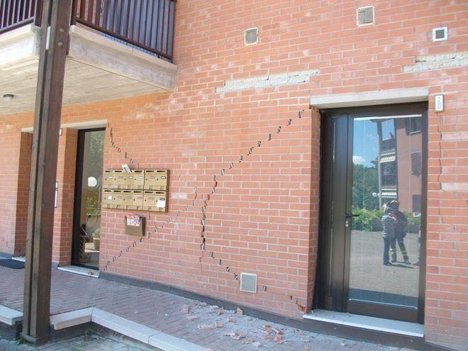 Terremoto Oggi Emilia Romagna : Lievi danni a Reggio Emilia