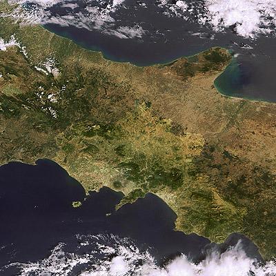 Campania  : Week-end stabile in arrivo