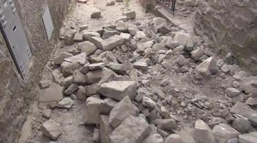 Terremoto Toscana : Sciacalli in azione in Lunigiana