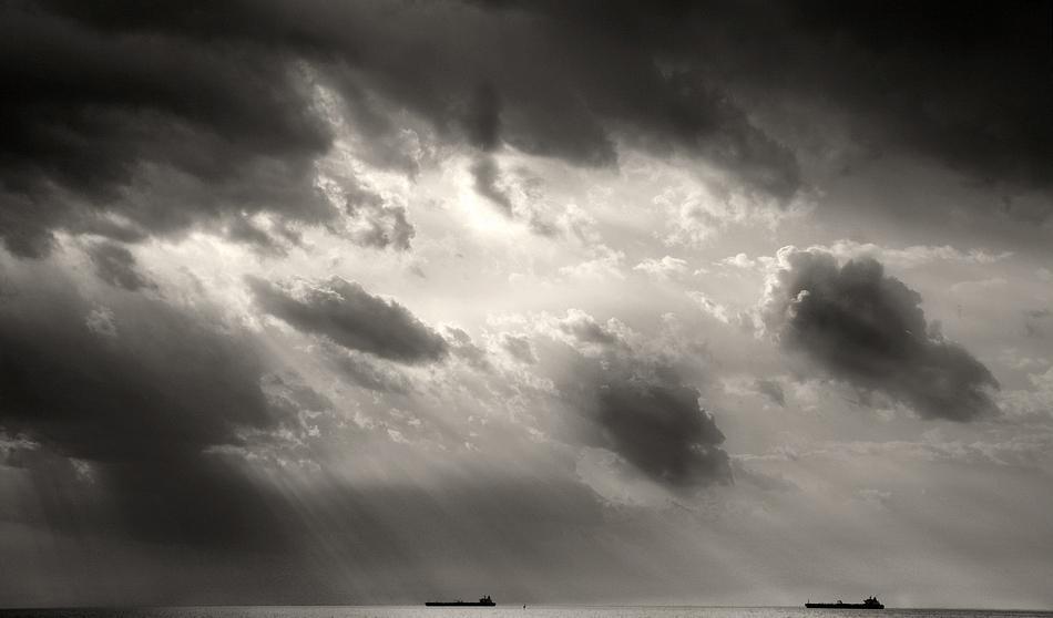 Puglia : Fresco e anche temporali in arrivo