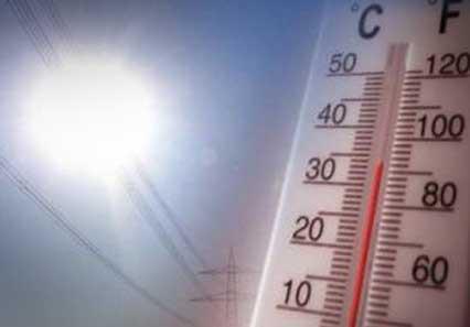 Previsioni Meteo : Oggi il picco del caldo