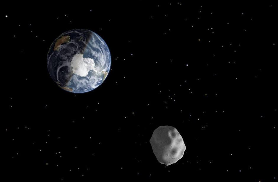 ASTEROIDE 2013 MZ5: la scoperta della NASA
