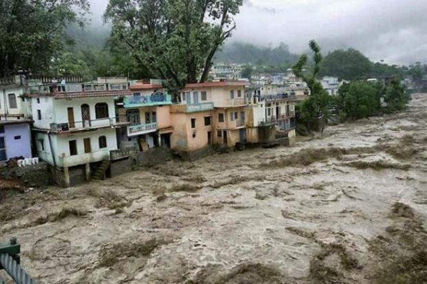 Alluvione India 2013: migliaia i morti per il maltempo.