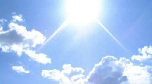 Sicilia: caldo in arrivo nel week end, e cieli generalmente sereni