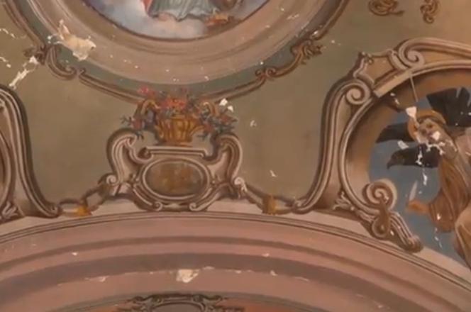Toscana, chiesa di Collegnago: danni evidenti
