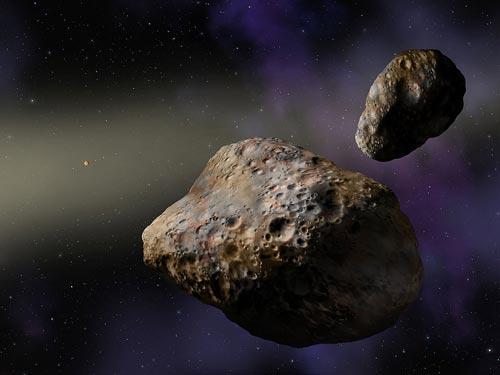 Asteroide vicino la terra, scoperto soltanto il 6 Giugno!