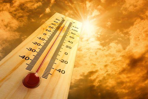 Campania: caldo in arrivo nei prossimi giorni