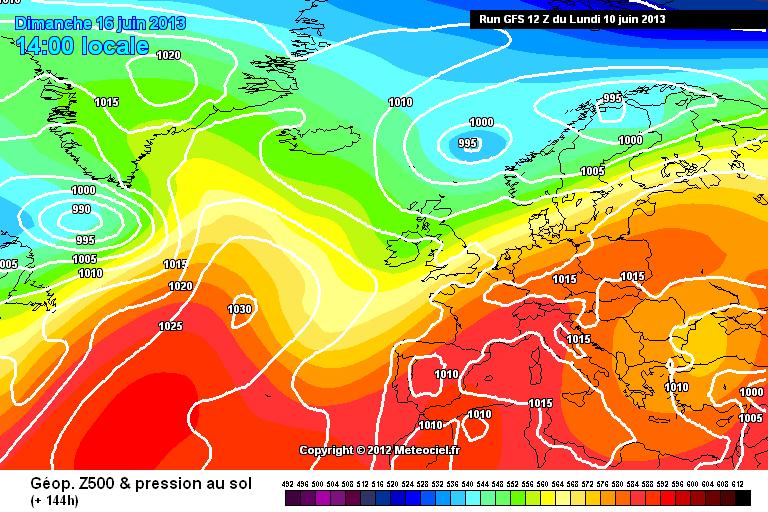 Prossima settimana ondata di calore?