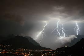 Puglia : Temporali anche forti nelle prossime ore