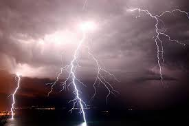 Previsioni meteo : Forti temporali in arrivo