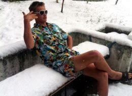 RUSSIA: dai 30 gradi a tempeste di neve!