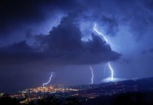 Lombardia: piogge e temporali domani 9 Giugno