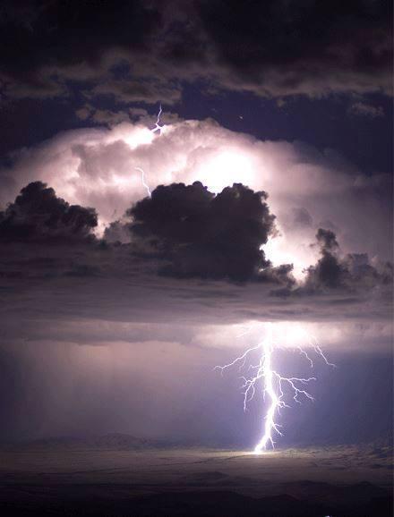 Puglia : temporali in formazione nelle prossime ore