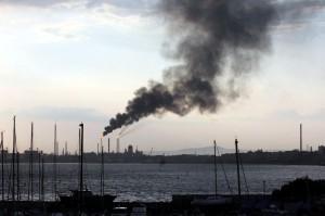 Greggio in mare - Eni, Taranto 8 Luglio 2013: news e aggiornamenti