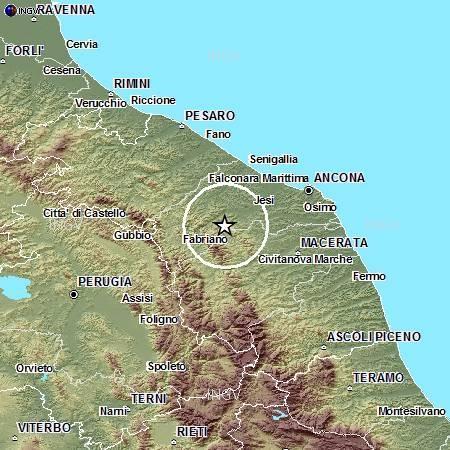 Terremoto Marche, Ancona oggi 8 Luglio 2013