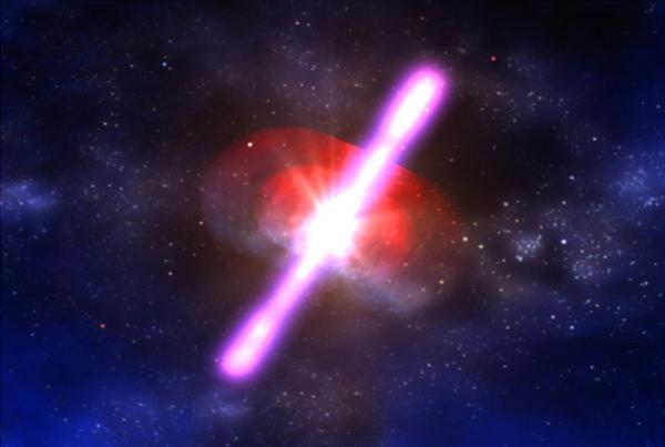 La stella WR104 potrebbe a detta degli esperti generare un devastante lampo gamma, ovvero un fascio altamente energetico di raggi gamma la cui straordinaria intensità farebbe impallidire qualsiasi altro fenomeno dell'Universo. Per capire meglio, l'energia rilasciata in pochi secondi da un lampo gamma è pari a tutta l'energia prodotta dal nostro Sole nell'arco della sua intera esistenza.