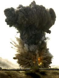 Disastro in Kazakistan - Missile si schianta al suolo