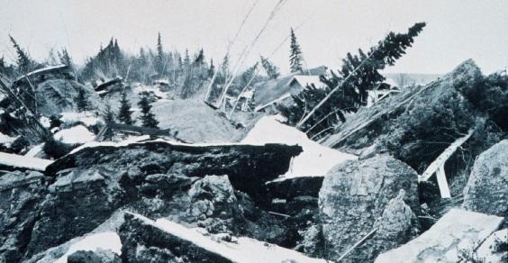 Violente scosse di terremoto fanno sprofondare i vulcani