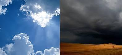Meteo Week-End : Arriva l'alta pressione. Tuttavia occhio ai temporali