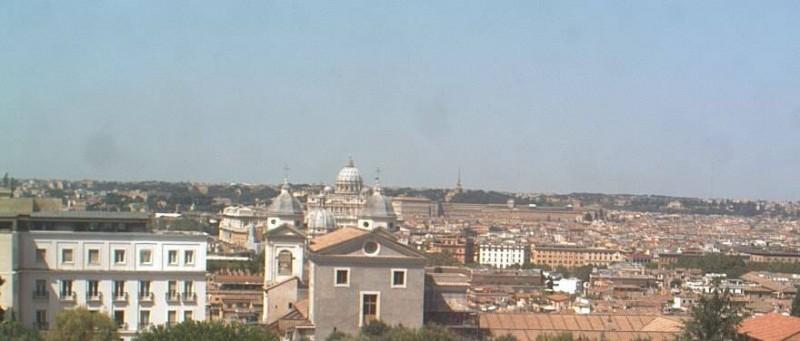 Lazio: caldo africano con punte di 37-38°C