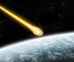 Meteorite si schianta in Cina