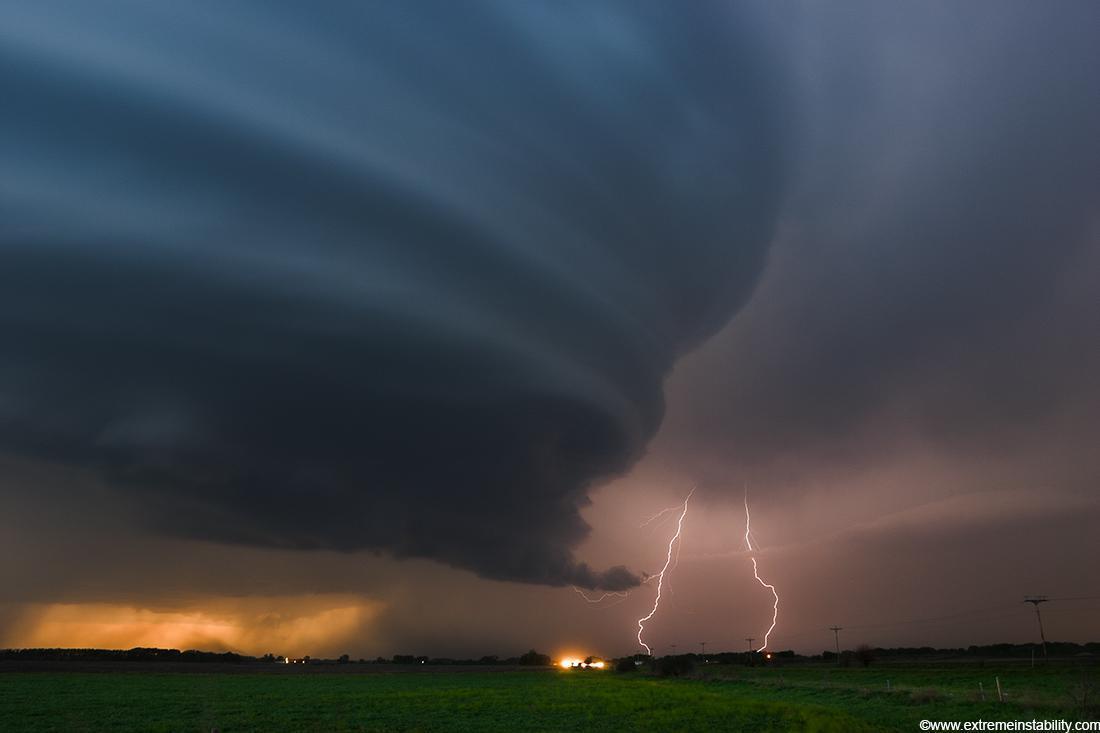 Previsioni Meteo : Forti temporali in arrivo al Nord