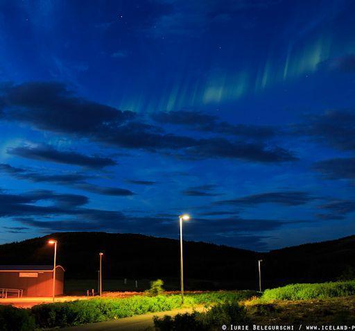 Foto scattata il 5 Agosto 2013 in Islanda