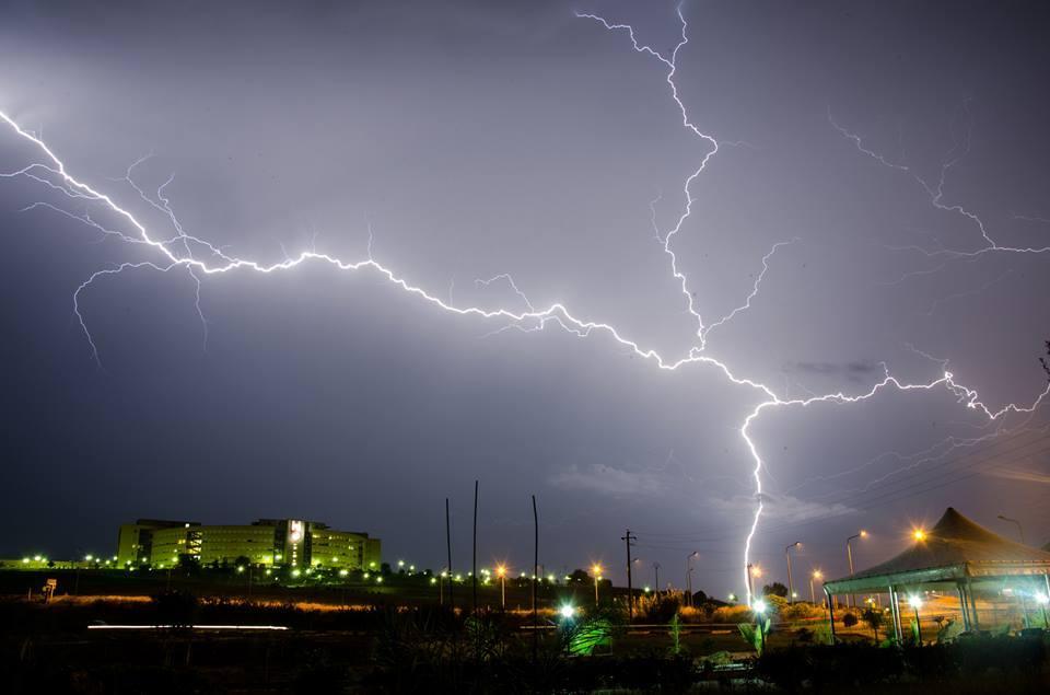 Temporali : locali fenomeni temporaleschi oggi al Sud