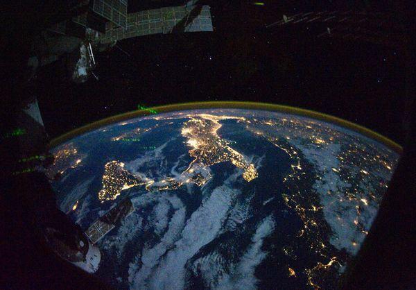Stazione Spaziale : torna lo spettacolo della ISS