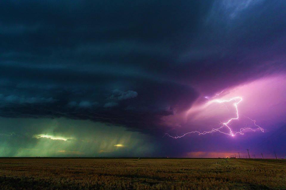 Previsioni meteo : piogge diffuse e temporali in arrivo sul Sud Italia