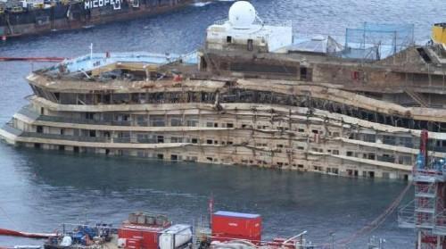 Costa Concordia: ricerca dispersi, ecco il comunicato della protezione Civile