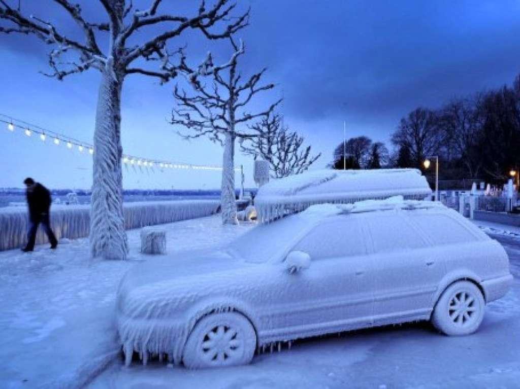 Esperti mondiali: inverno storico e freddissimo per l'Europa!